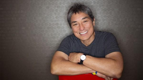 """Guy Kawasaki: """"You need to start with the basic premise that you have to know what your competition is doing."""""""